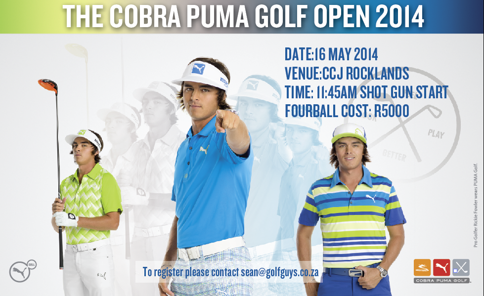 Cobra PUMA Golf Day 16 May 2014